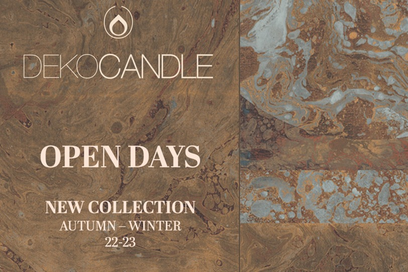 OPEN DAYS / Collection Automne-Hiver 2021
